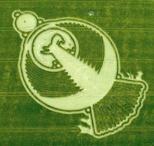 """Image result for phoenix crop circle picture 2009"""""""